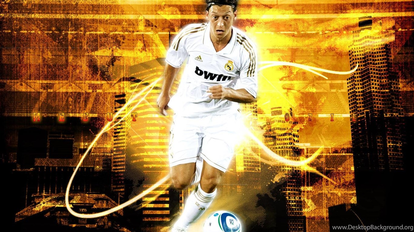 Mesut Ozil Arsenal Wallpapers 2014 Football Wallpapers Hd