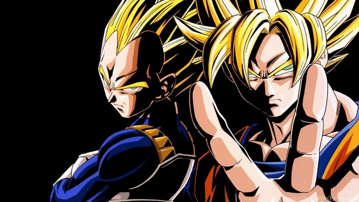 Dragon Ball Z Hd Wallpapers Page 2 Desktop Background