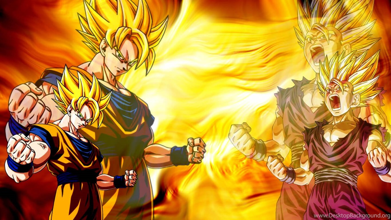 Dragon Ball Z Hd Wallpaper For Android: Dragon Ball Z Wallpapers Hd For PC Desktop Background