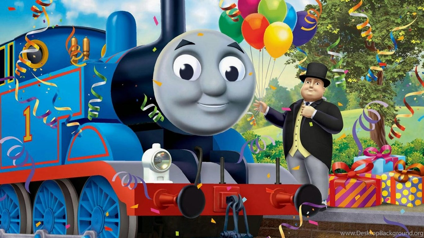 Gambar thomas friends wallpapers hd tank engine desktop - Background thomas and friends ...