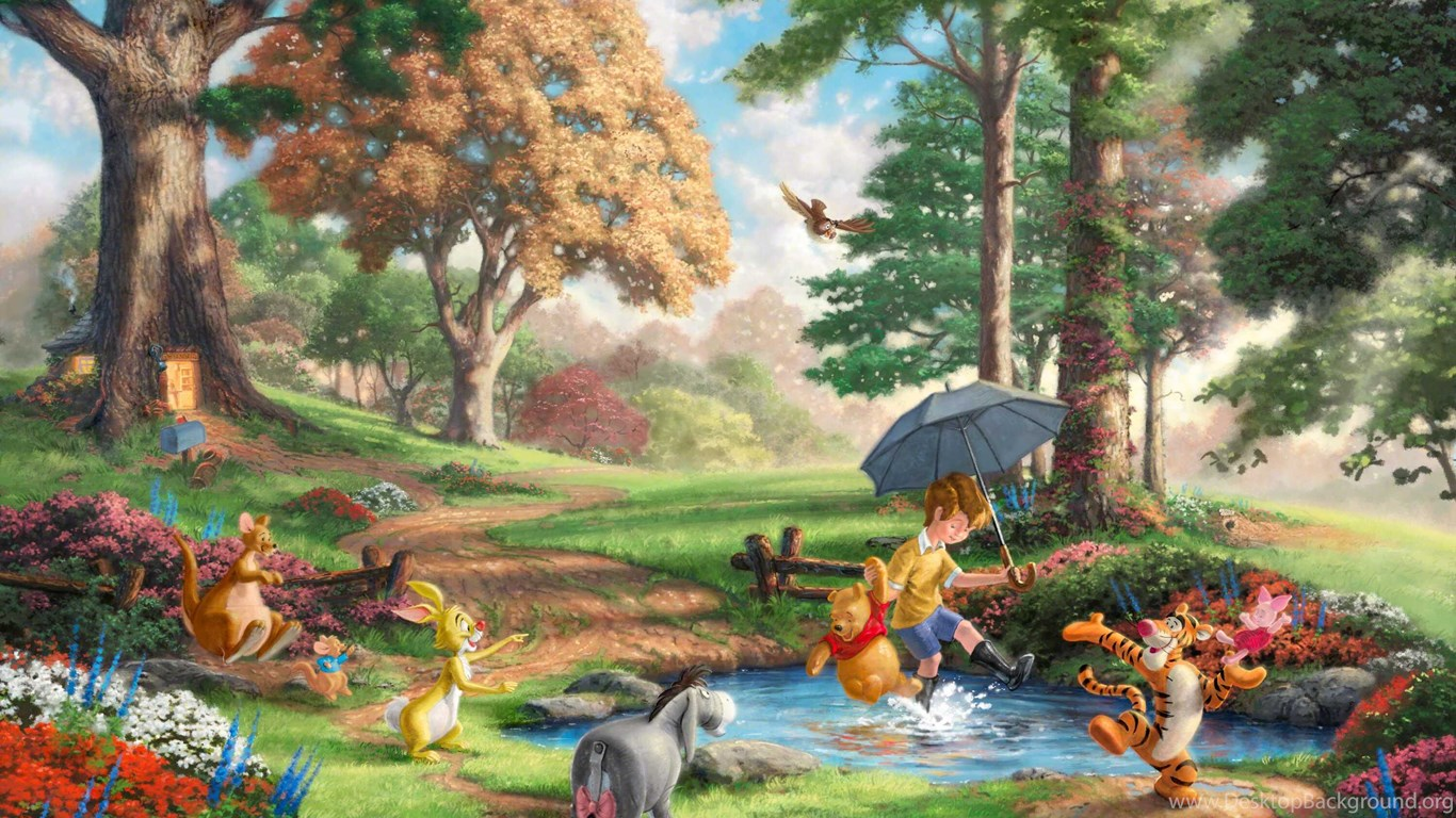 Winnie The Pooh Wallpapers Desktop Background