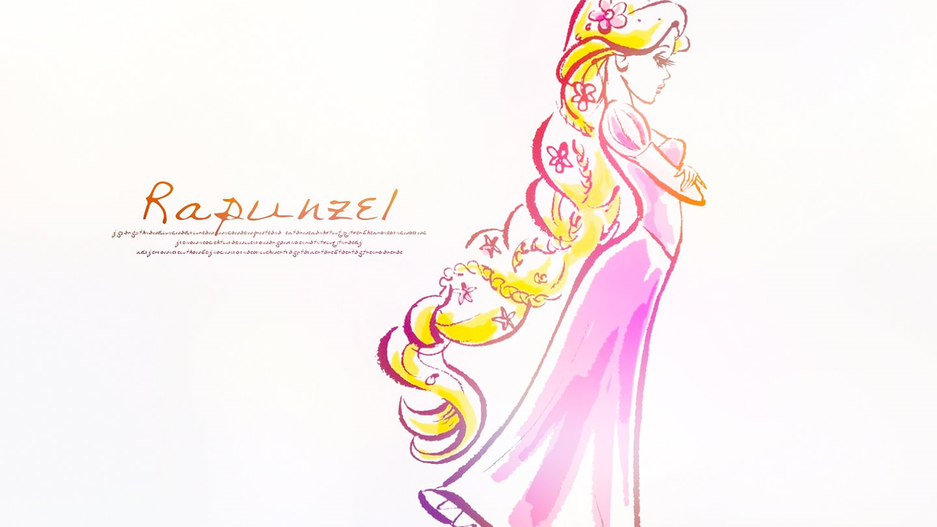 Rapunzel Disney Princess Wallpapers 38485245 Fanpop Desktop Background