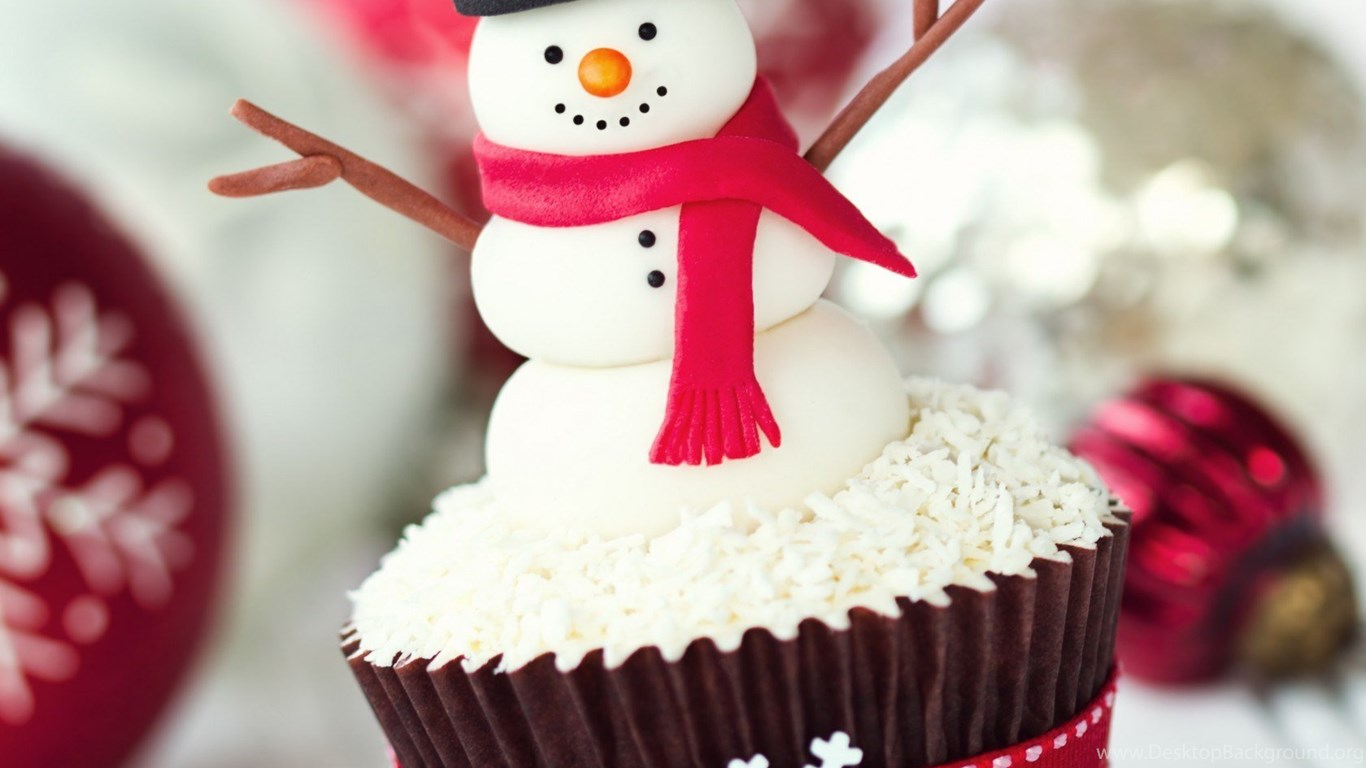 Christmas Cake HD Wallpapers Desktop Background