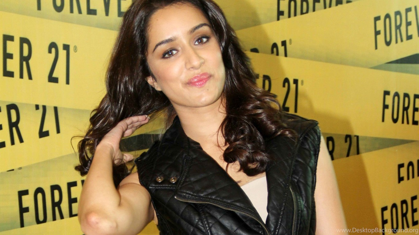 Bollywood 2015 Best Actress Shraddha Kapoor Hd Wallpapers Free