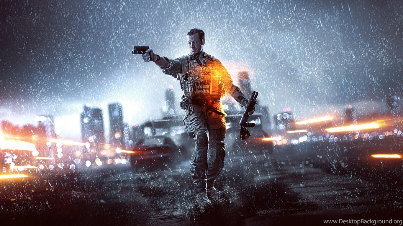 Battlefield 4 Hd Wallpaper Full Free Game Desktop Background