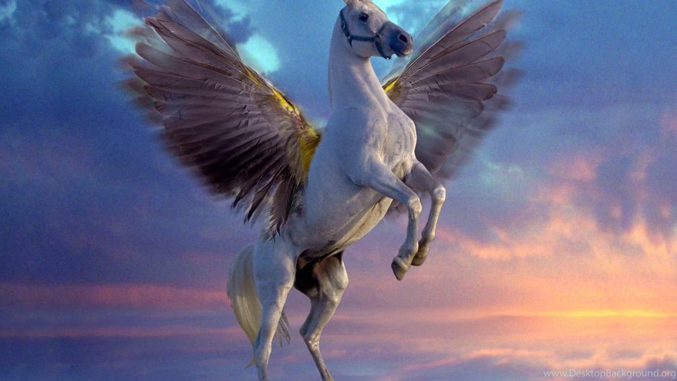 Flying Horse Wallpapers Desktop Background