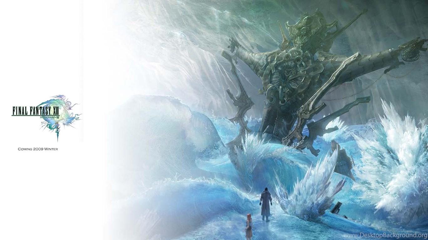 Final Fantasy 13 HD Wallpapers 2 Desktop Background