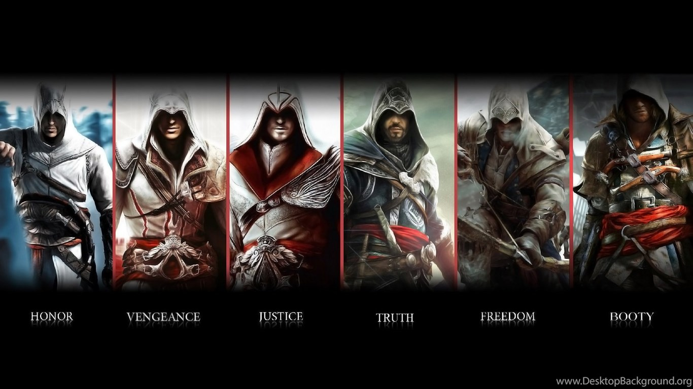 Assassins Creed Hd Wallpapers Page 2 Desktop Background