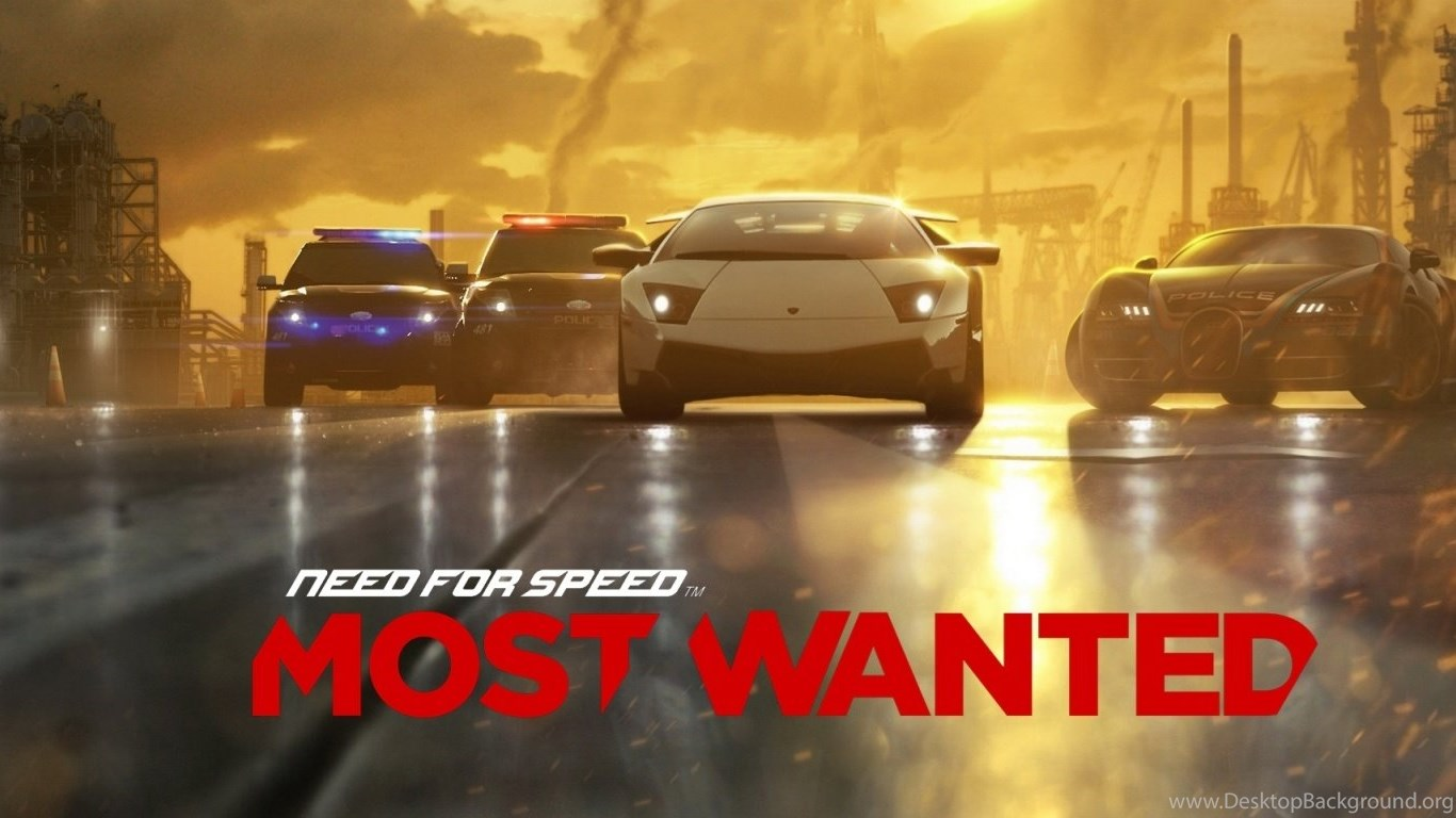 Need For Speed Most Wanted 2012 HD Desktop Wallpapers Widescreen