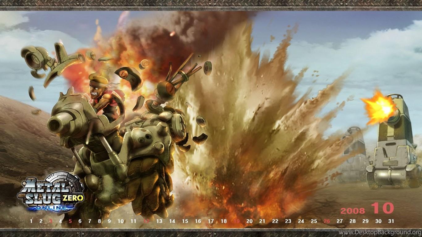 Metal Slug Zero Online Wallpapers 7 1680 1050 Mmorpg Photo Desktop Background