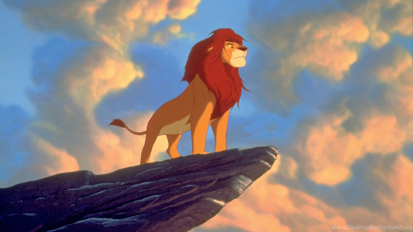 Hd Lion King Wallpaper: The Lion King Wallpapers HD HD Wallpaper Backgrounds Of