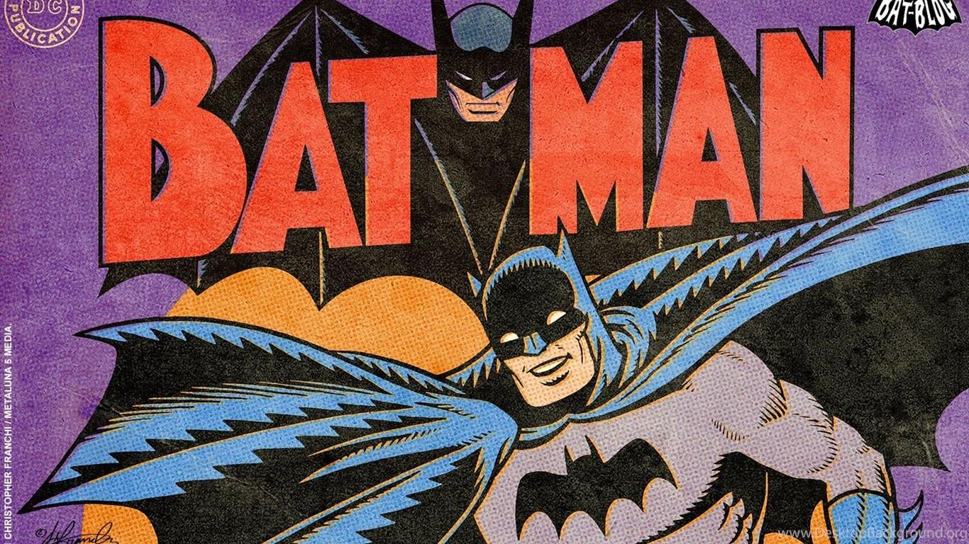 Coolest Vintage Batman Wallpapers R53 2016wallpaperhdsite Desktop