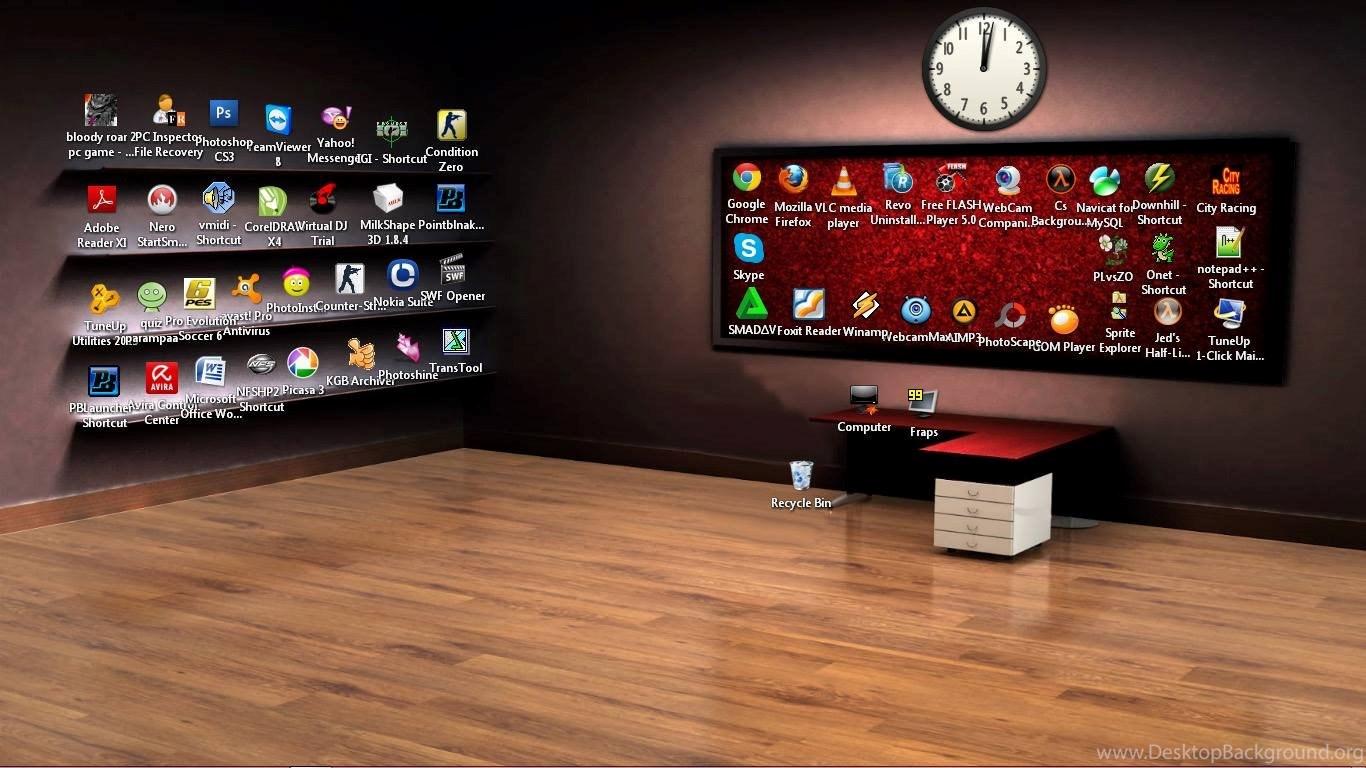 Albyagi404cyber 3D Interior Wallpaper Cara Unik Kreatif Atur