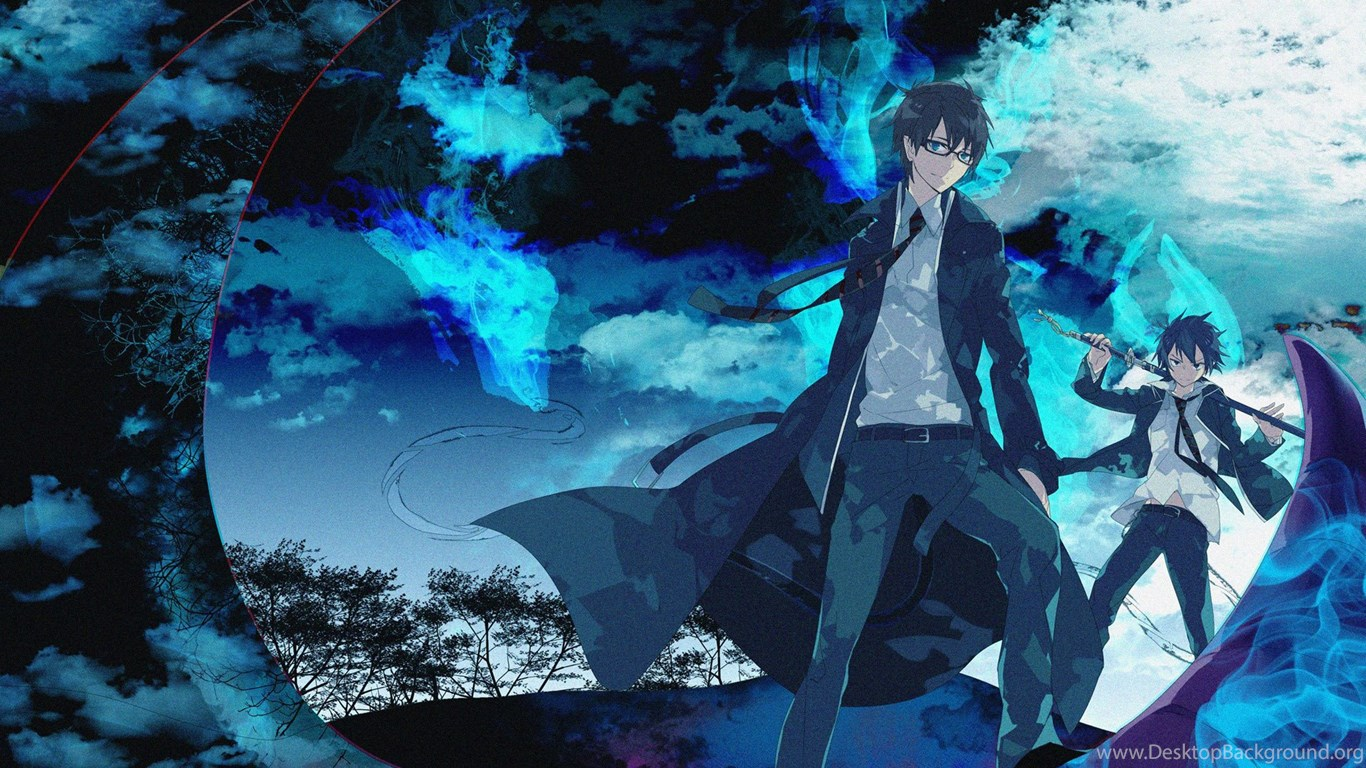 High Resolution Anime Blue Exorcist Wallpapers Hd 3 Full Size