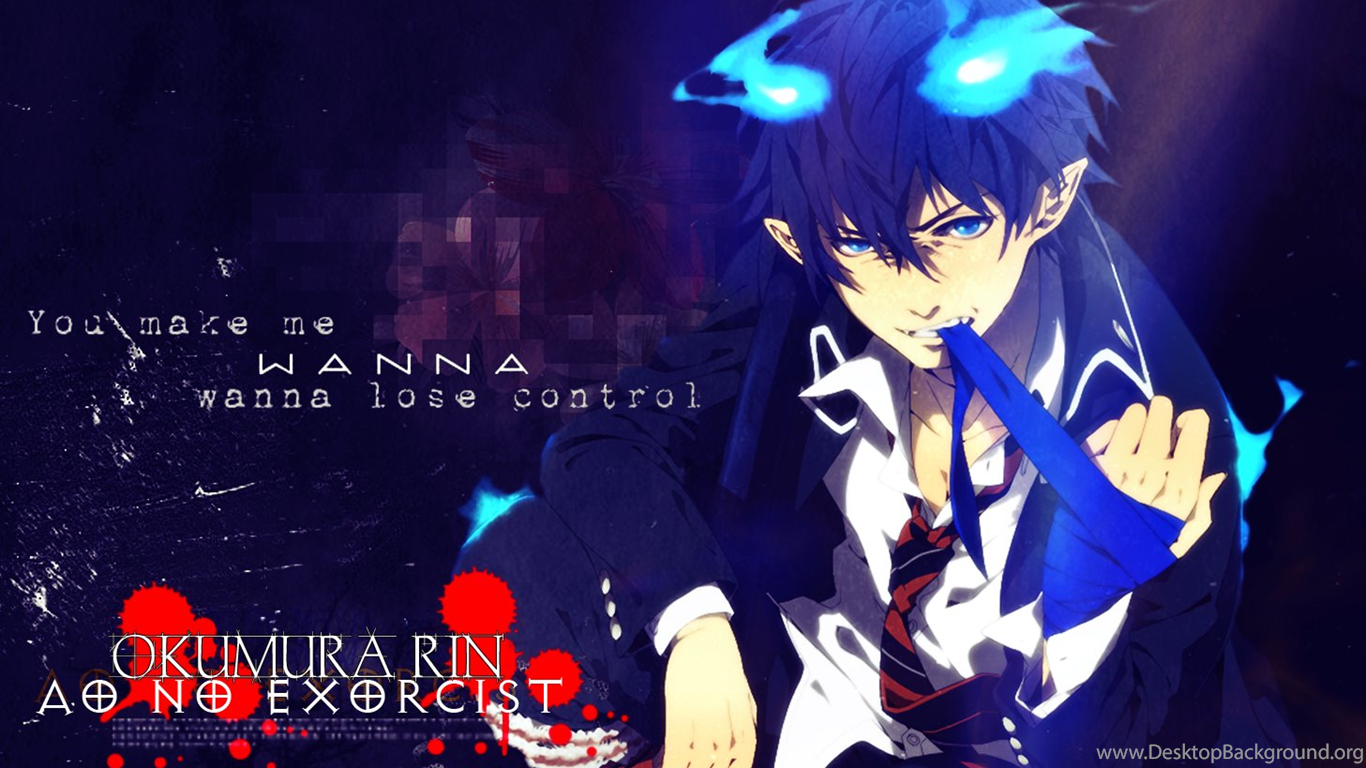 Deviantart More Like Ao No Exorcist Wallpapers By Sweetcasimir