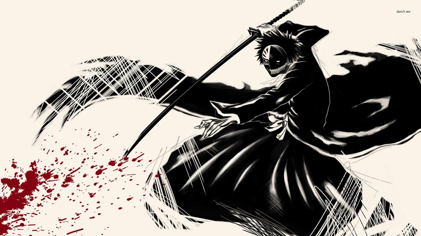 Bleach wallpapers hd resolution desktop background - High quality anime pictures ...
