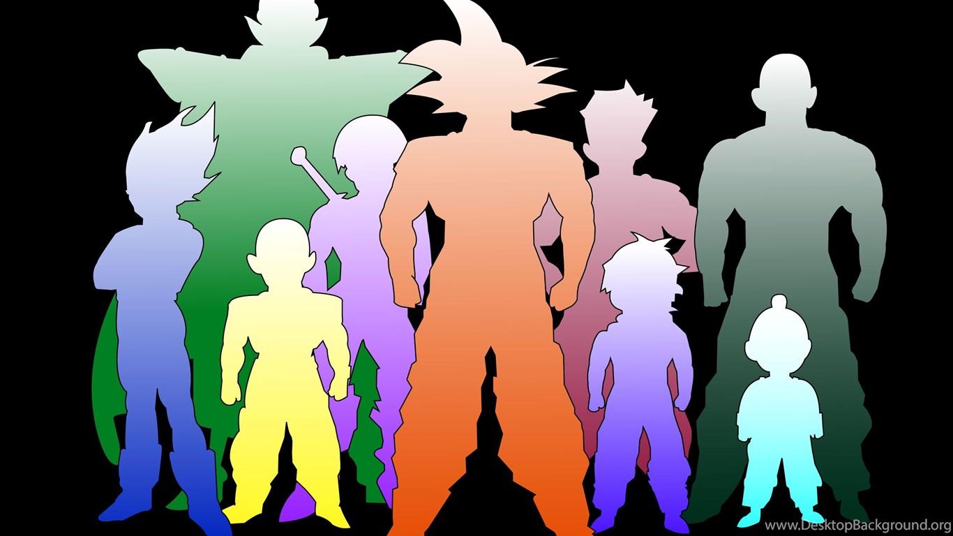 Dragon Ball Z Wallpapers Desktop Background