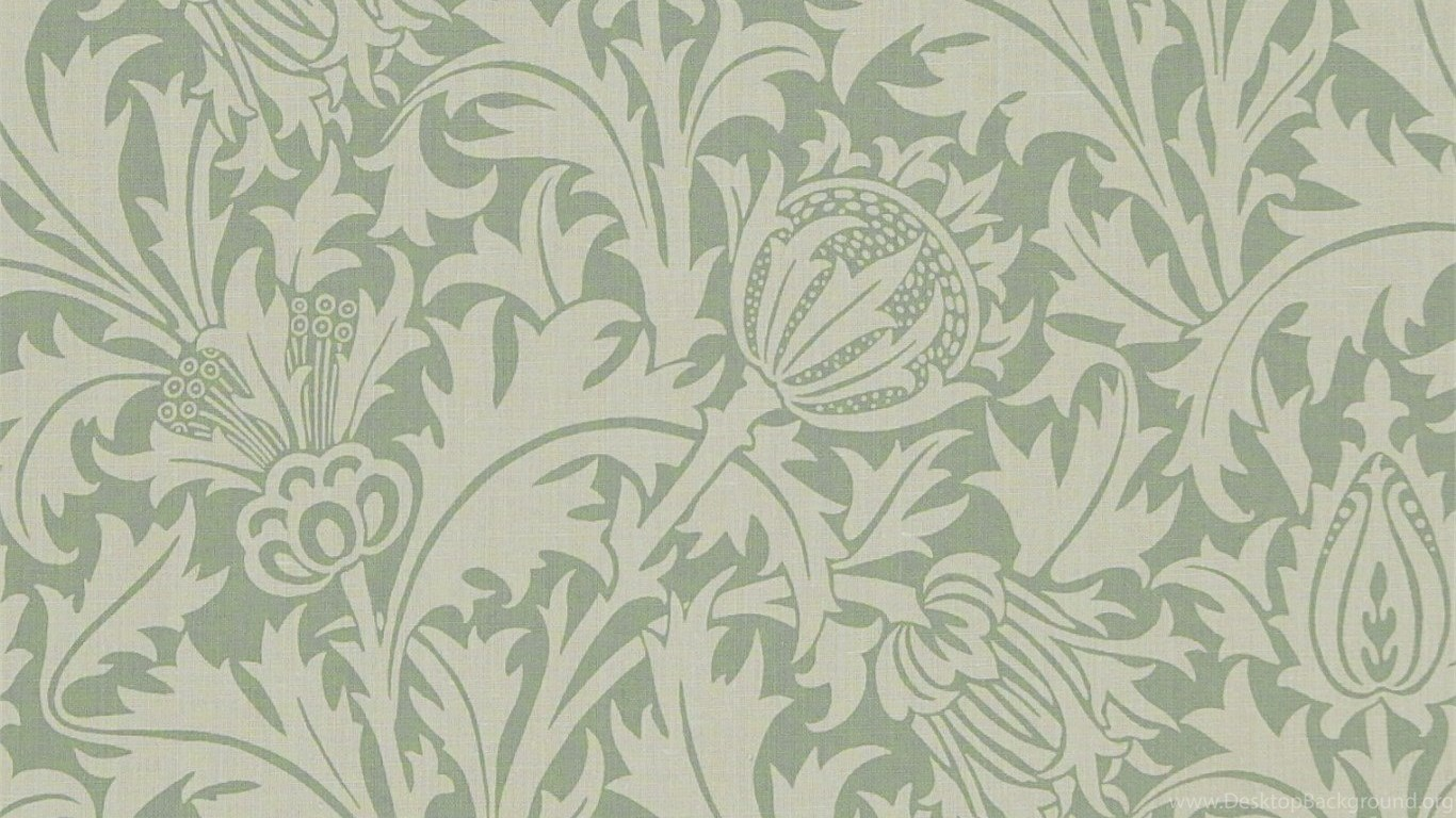 The Original Morris Co Arts And Crafts Fabrics And Wallpapers Desktop Background