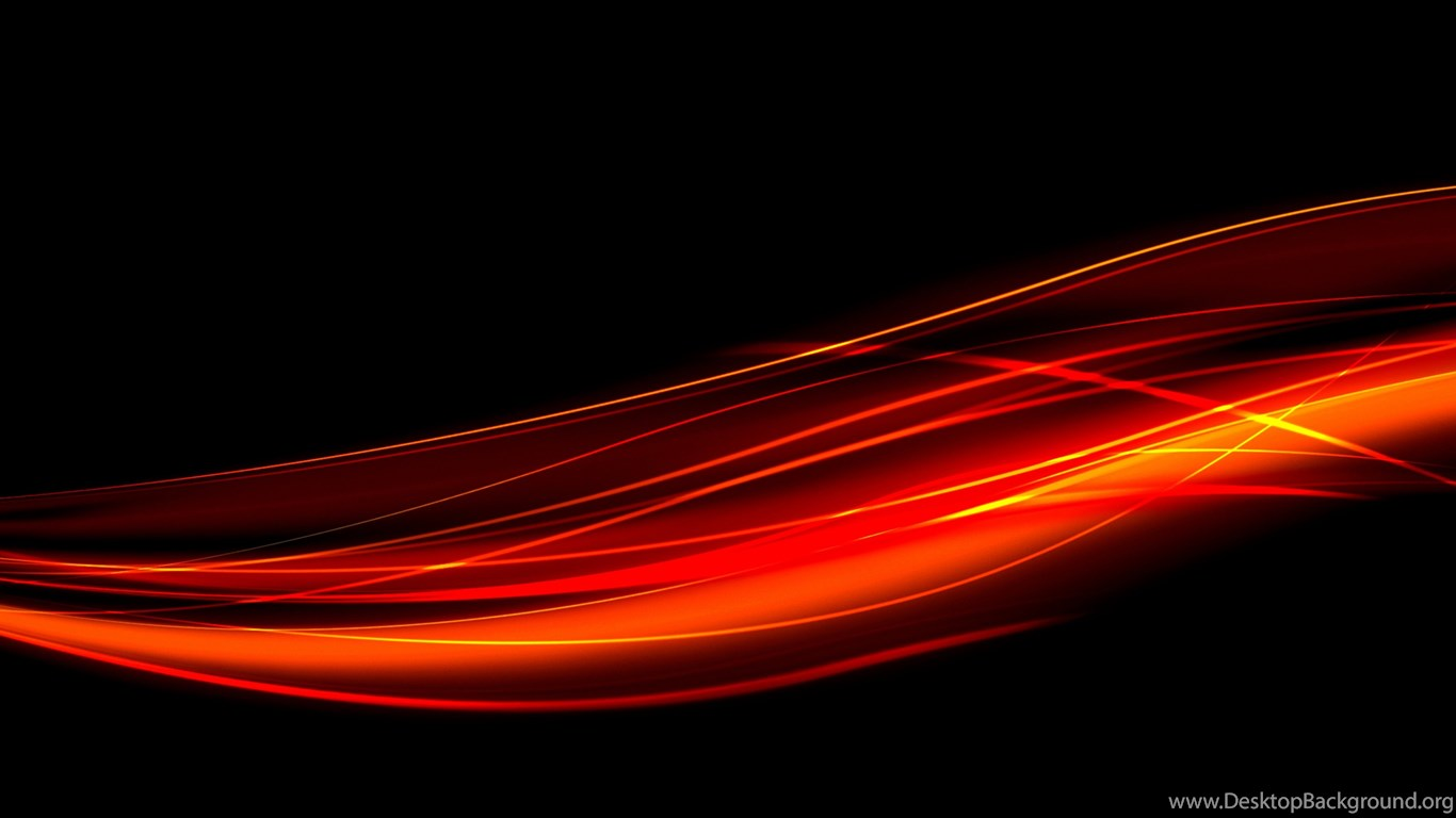 Hd Backgrounds Black Red Light Wave Pattern Wallpapers
