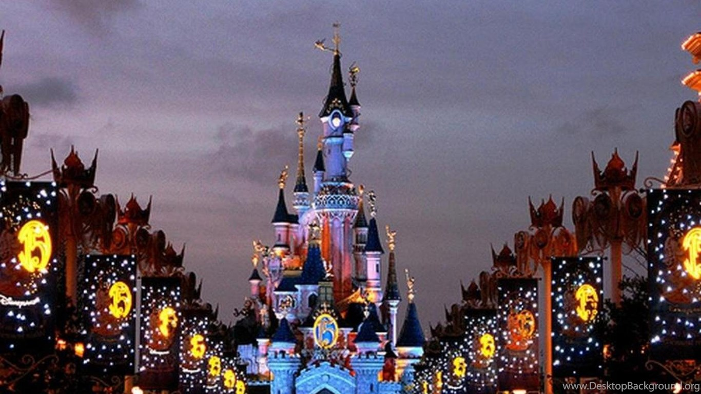 Disneyland Paris Wallpaper Desktop Background