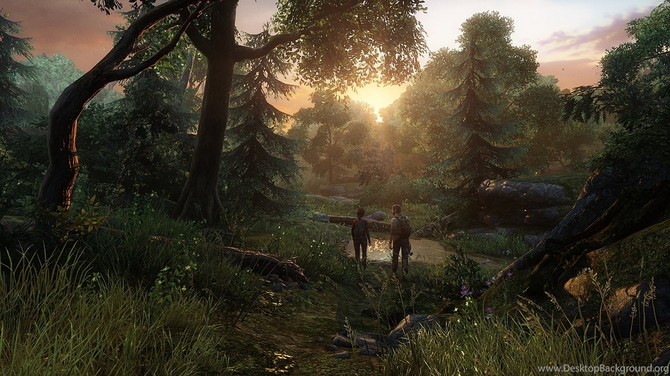 123 The Last Of Us Hd Wallpapers Desktop Background