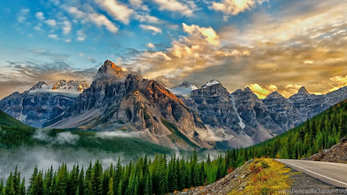 FULL HD / 1920x1080 / Beautiful Scenery Wallpapers And