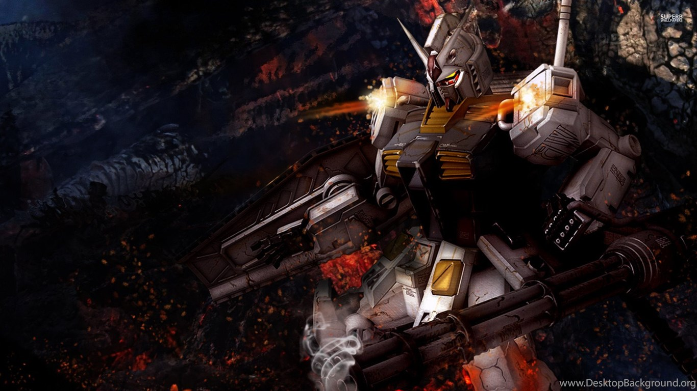 Anime Wallpaper: Mobile Suit Gundam Wallpapers HD ...