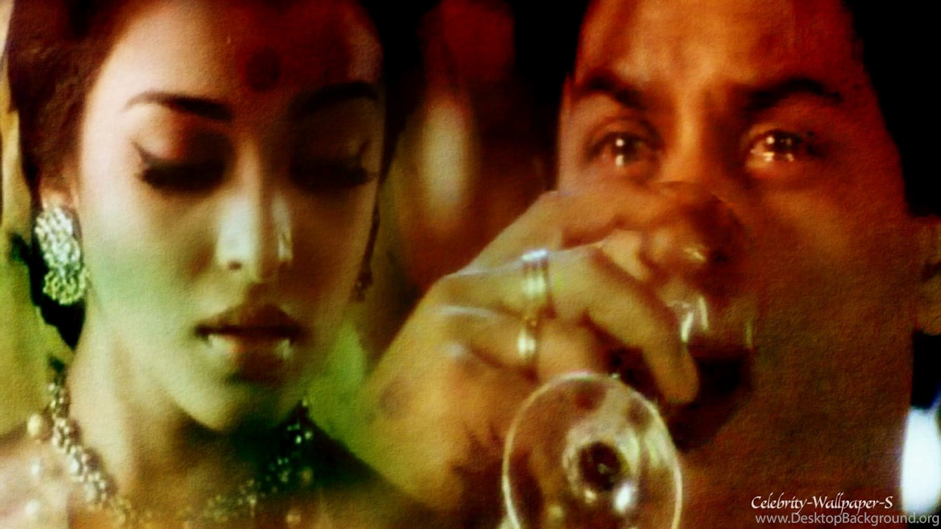 Aishwarya Rai Shahrukh Khan Wallpapers Devdas Hd Desktop Background