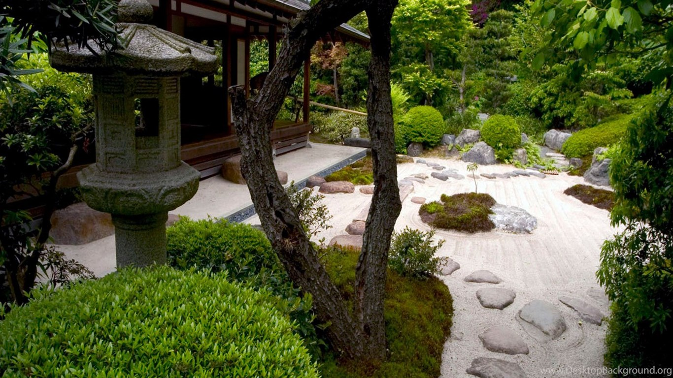 Zen Garden Wallpapers Hd Desktop Background