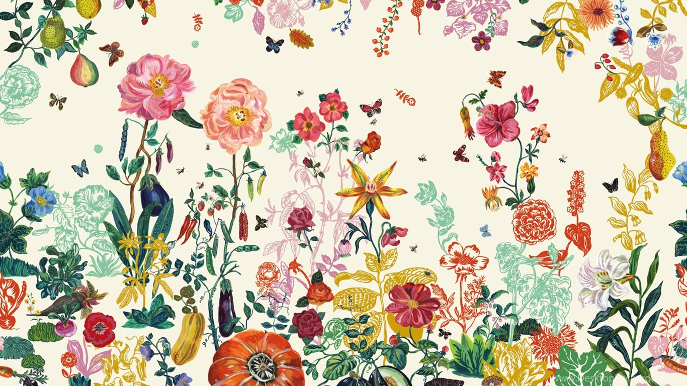 Flower Background Wallpapers Floral Patterns