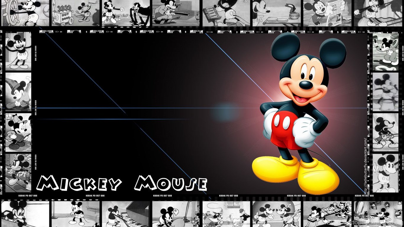 kinds of wallpapers: mickey mouse wallpapers desktop background