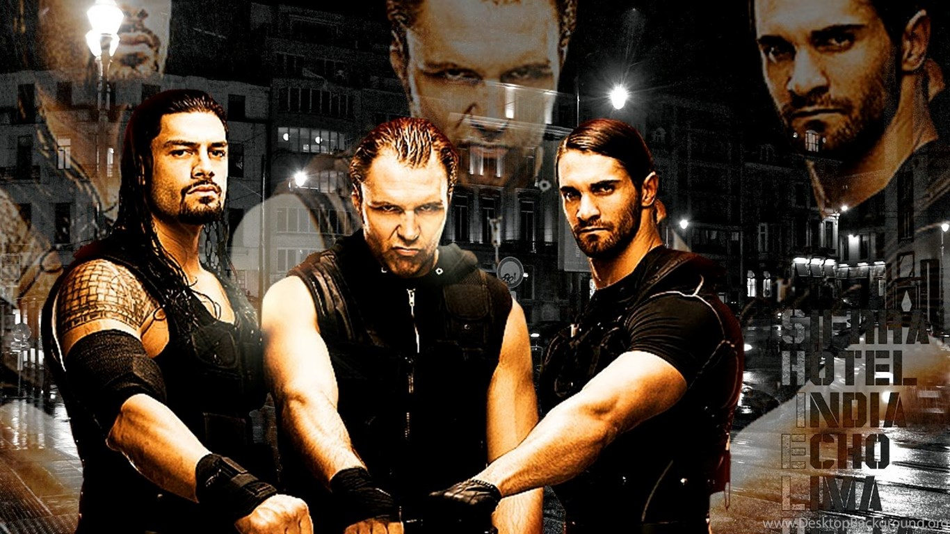 Wallpapers wwe the shield hd 1400x900 desktop background - Download pictures of the shield wwe ...