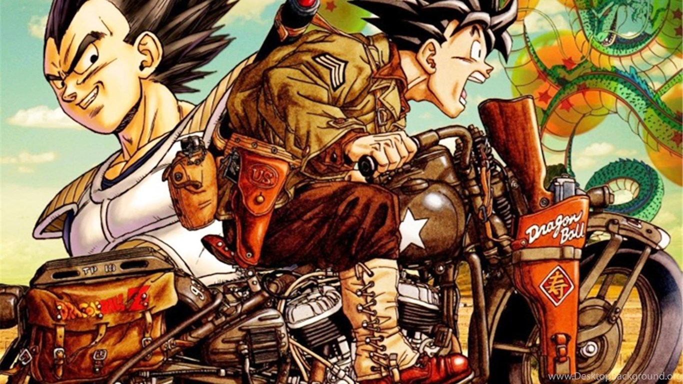 Dragon Ball Z Hd Wallpapers Pictures Collection Free Download