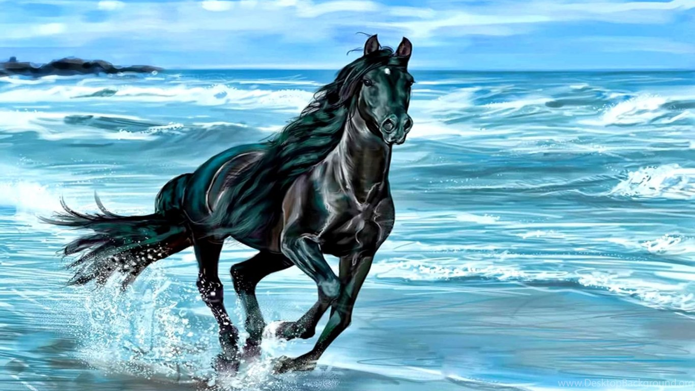 Running Horse Wallpapers Desktop Backgrounds Desktop Background