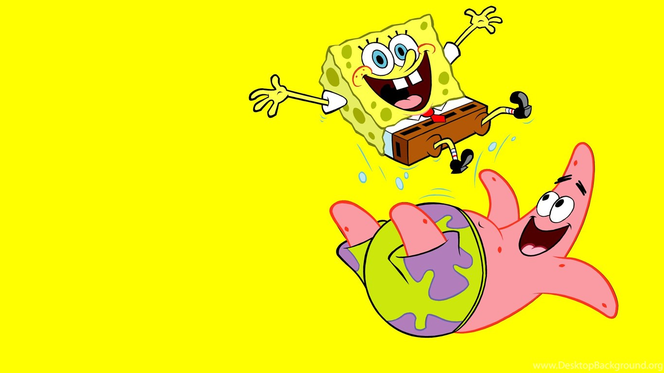 Download Wallpaper Spongebob