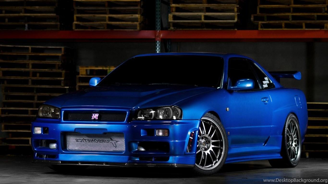 Vehicles Wallpaper: Nissan Skyline GTR Desktop Wallpapers