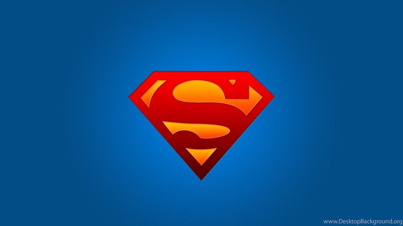 Wallpapers For Superman Logo Wallpapers Desktop Desktop Background