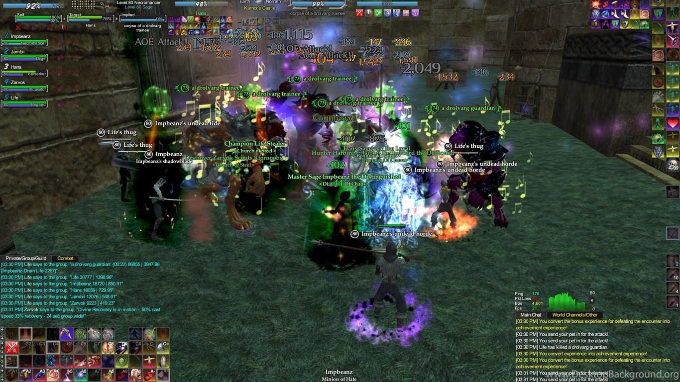 Good Times In EQ2 MMORPG com EverQuest II Galleries Desktop