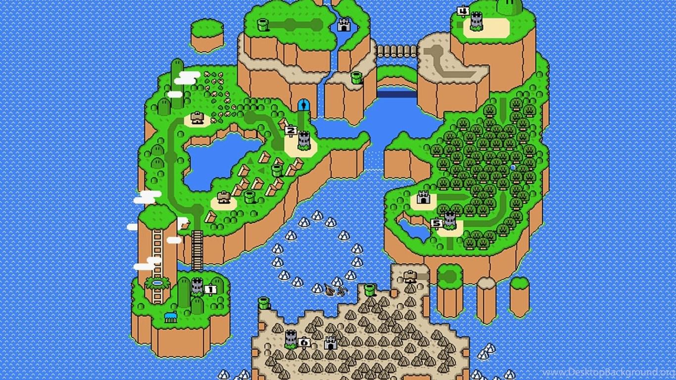 Download Wallpapers, Download 2560x1600 Super Mario World