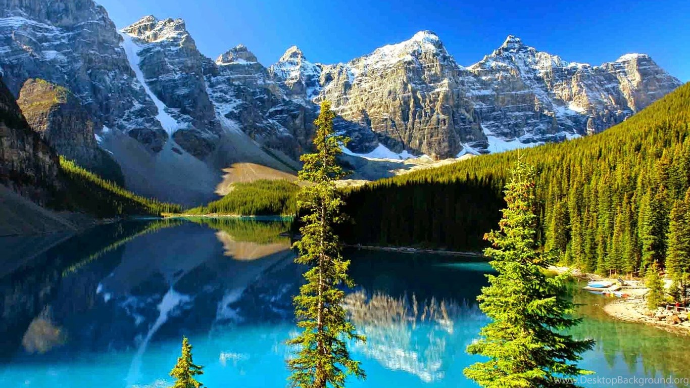 Moraine Lake HD(high Definition) Wallpapers 1 Desktop