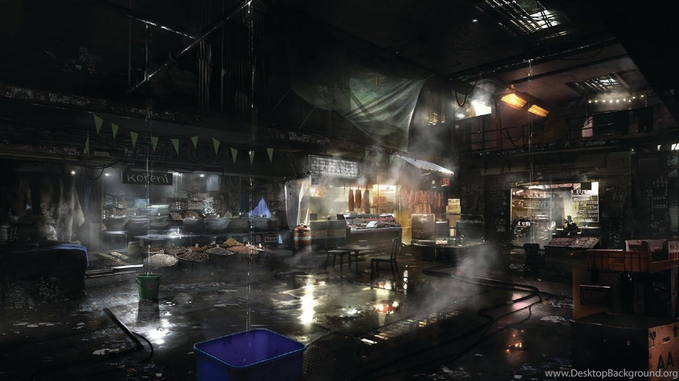 Deus Ex Mankind Divided Computer Wallpapers Desktop Backgrounds