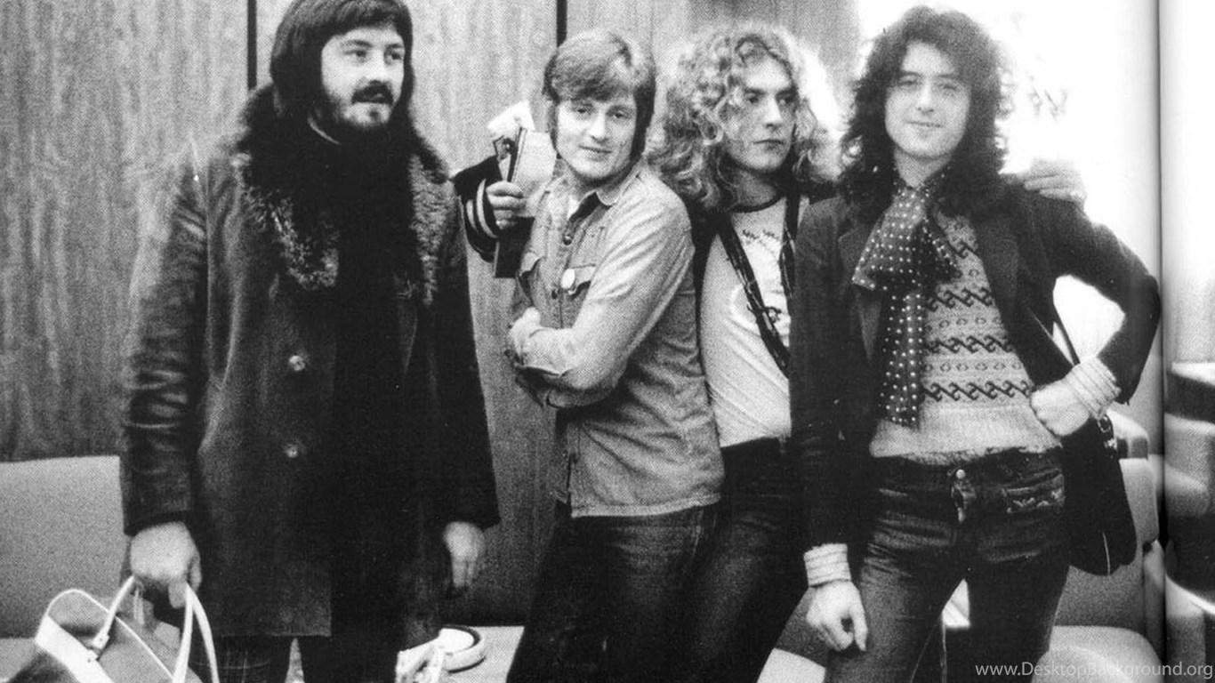 Led Zeppelin Blues Rock Wallpapers Desktop Background
