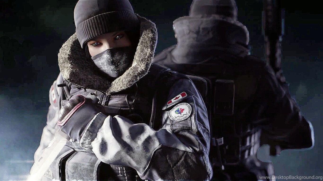 Rainbow Six Siege Operation Black Ice Wallpaper_other