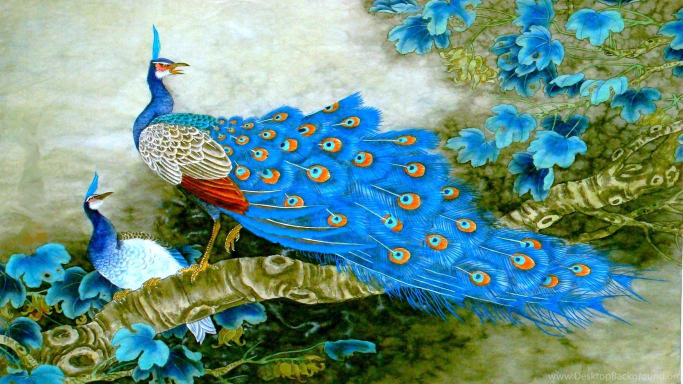Peacock Art Photography Wallpaper Hq Backgrounds: Indian Blue Peacock >> HD Wallpaper, Get It Now! Desktop