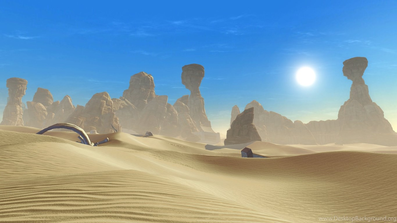 Star Wars Landscape Wallpapers B6x7m Hd Wallpapers Desktop