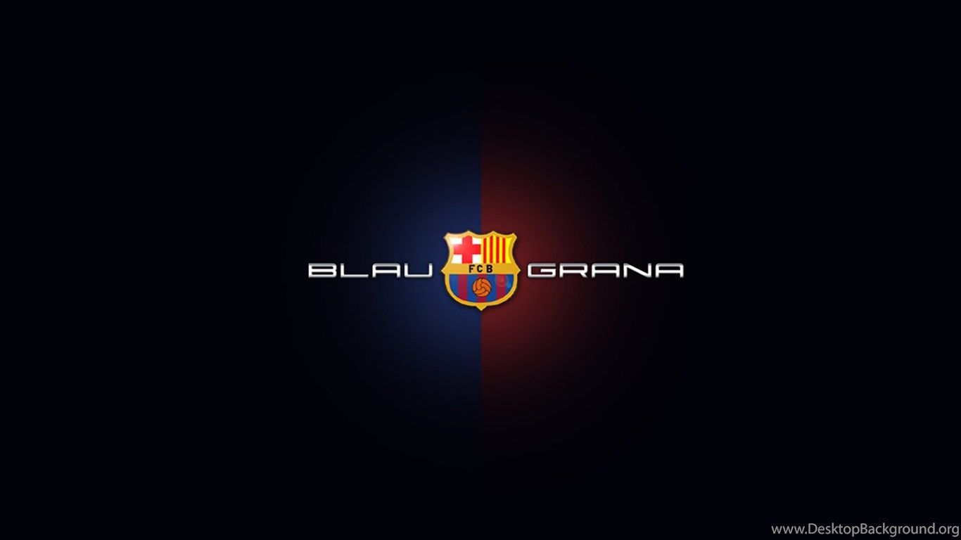 Great Fc Barcelona Logo Wallpapers Hd Desktop 19 Gang Wallpapers Desktop Background