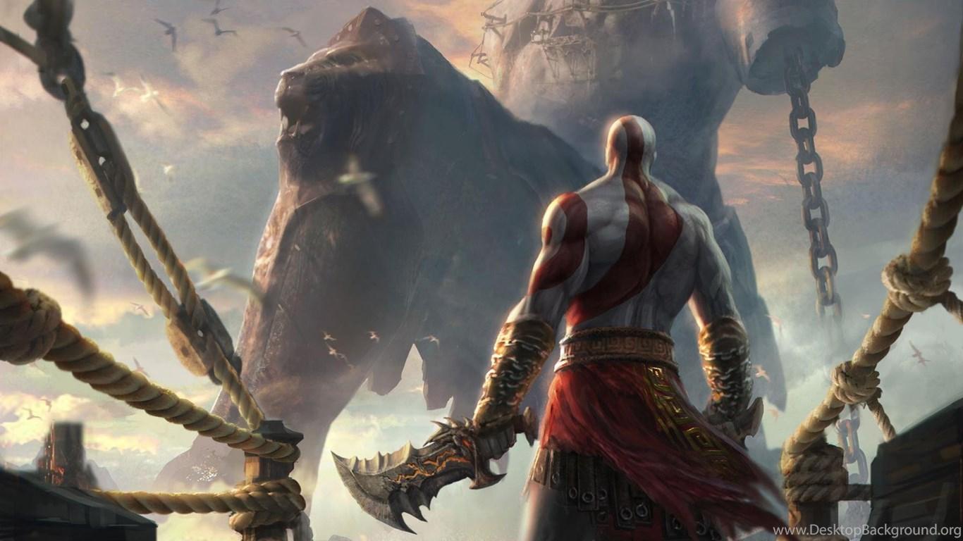 God Of War Ascension Monsters Wallpaper Desktop Background