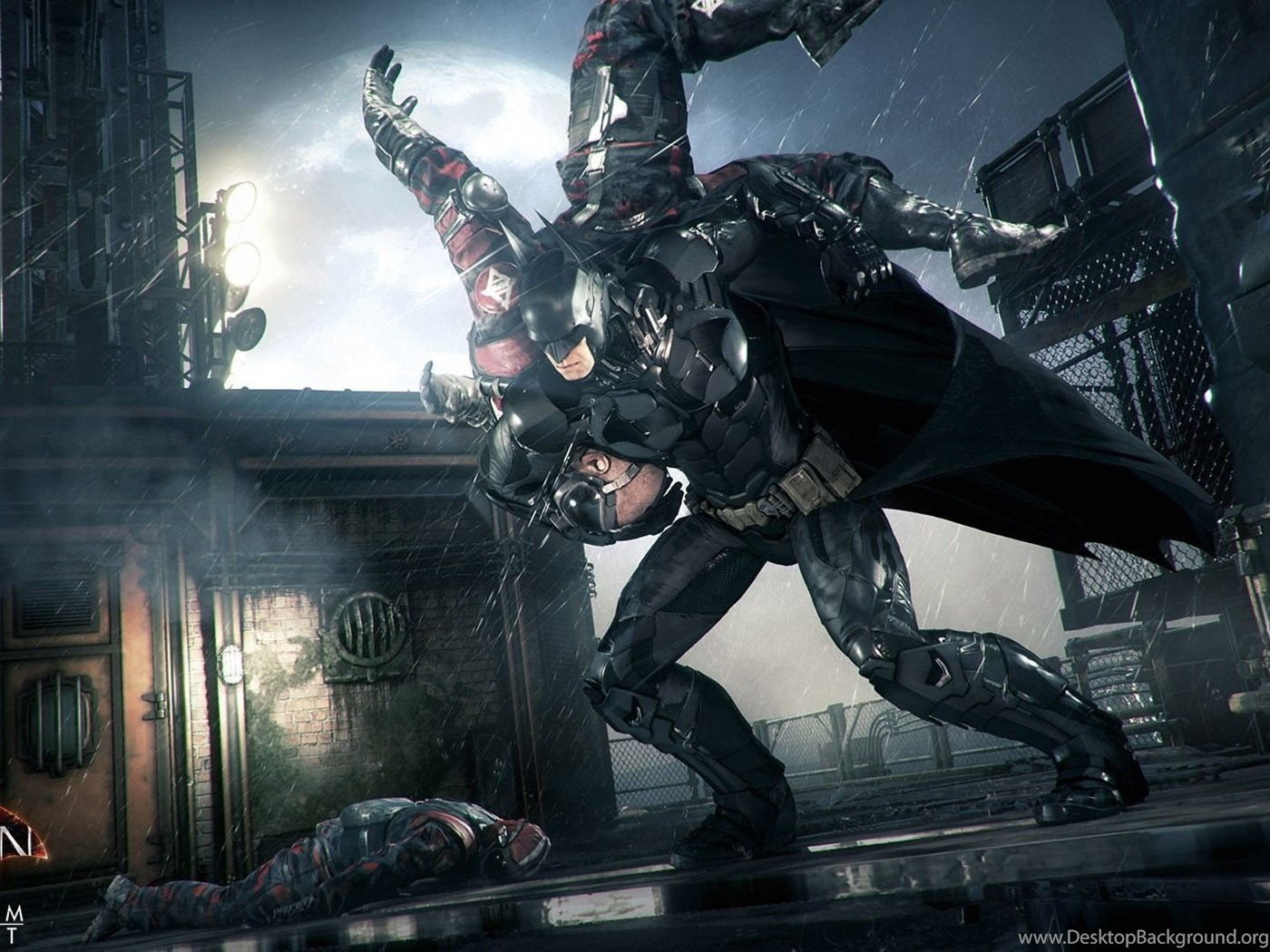 50 Set Of Batman Arkham Knight Wallpapers 1920 X 1080 HD Desktop