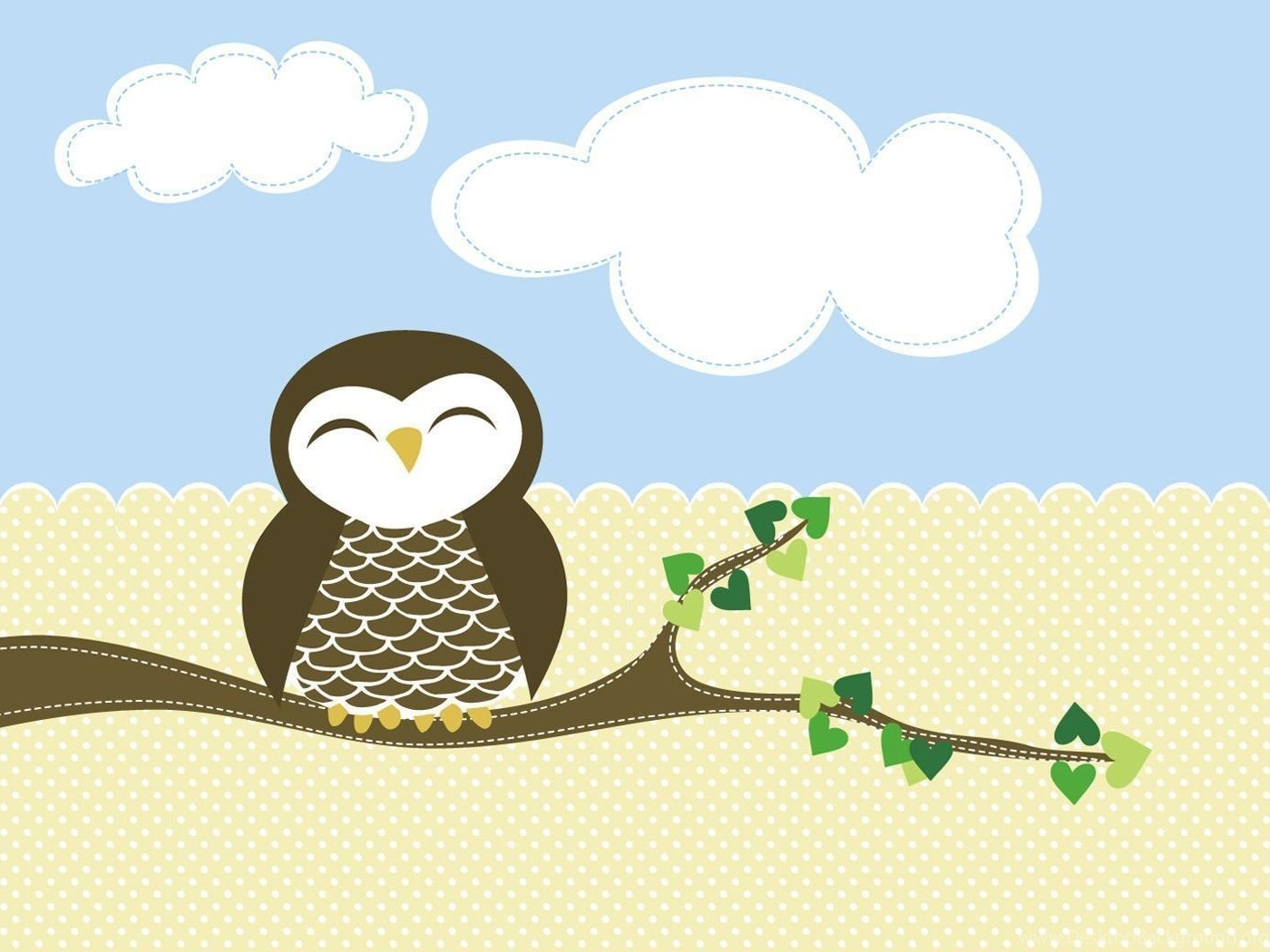 Cute Owl Wallpapers Desktop 1 High Definition Widescreen