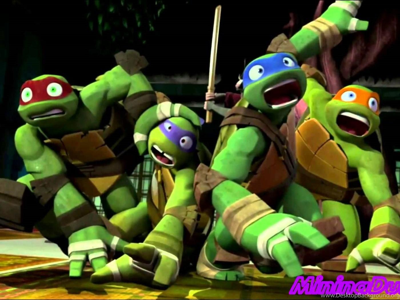 Teenage Mutant Ninja Turtles Desktop Wallpapers Desktop Background